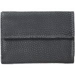 Dámská kožená peněženka SEGALI 100 černá/červená WO