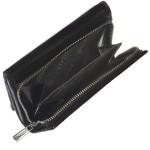 Dámská kožená peněženka SEGALI SG 100B černá/červená