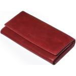 Dámská kožená peněženka SEGALI 28 portwine