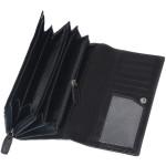 Dámská kožená peněženka SEGALI 28 černá