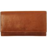 Dámská kožená peněženka SEGALI 28 koňaková