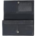 Dámská kožená peněženka SEGALI 07 černá