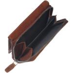Dámská kožená peněženka SEGALI SG 1770 georgia tan