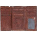 Dámská kožená peněženka SEGALI SG 1770 georgia hnědá