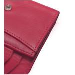 Dámská kožená peněženka SEGALI 1756 hot pink