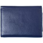 Dámská kožená peněženka SEGALI 1756 modrá