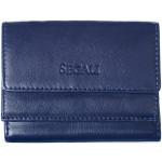 Dámská kožená peněženka SEGALI SG 1756 modrá