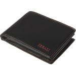 Pánská kožená peněženka SEGALI 1606E černá
