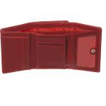Dámská kožená peněženka SEGALI SG 870 portwine