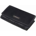 Dámská kožená peněženka SEGALI 3305CD černá