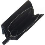 Dámská kožená peněženka SEGALI 3305 CD černá