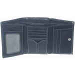 Dámská kožená peněženka SEGALI SG 7023 modrá