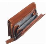 Dámská kožená peněženka SEGALI SG 7023Z tan