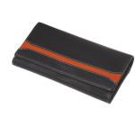 Dámská kožená peněženka SEGALI 60225 modrá