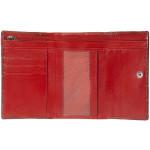 Dámská kožená peněženka SEGALI SG 3305 croco červená