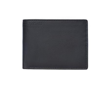 Pánská kožená peněženka SEGALI 81089 černá