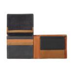 Pánská kožená peněženka SEGALI 730 115 020 antracite