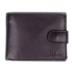 Pánská peněženka kožená SEGALI 2511 černá