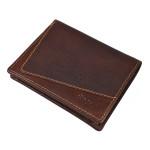 Pánská kožená peněženka SEGALI 7034 hnědá