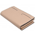 Dámská kožená peněženka SEGALI 7051 E béžová