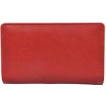 Dámská kožená peněženka SEGALI 7051 ST červená