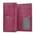 Dámská kožená peněženka SEGALI 7052 fuchsia