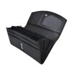 Dámská kožená peněženka SEGALI 7064 černá