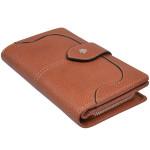 Dámská peněženka kožená SEGALI 7062 tan