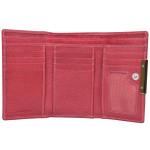 Dámská kožená peněženka SEGALI 7074 carmine