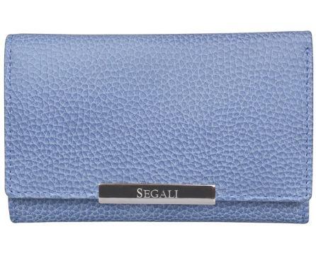 Dámská kožená peněženka SEGALI 7074 celestial