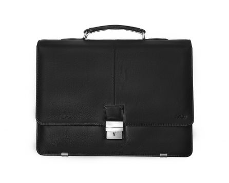 Pánský kožený kufřík SG 7005 černý