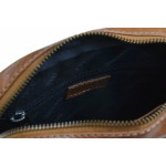 Pánská kožená taška přes rameno SEGALI 7018 cuero