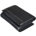 Dámská kožená peněženka SEGALI 7023 Z černá