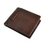 Pánská kožená peněženka SEGALI 50758 hnědá