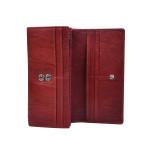 Dámská kožená peněženka SEGALI 7120 portwine