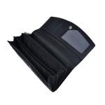 Dámská kožená peněženka SEGALI 7056 černá