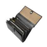 Dámská kožená peněženka SEGALI 720 116 704 šedá
