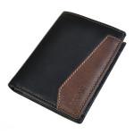 Pánská kožená peněženka SEGALI 7103 černá