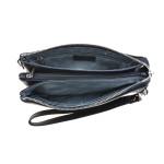Dámská kožená kabelka SEGALI 8003 černá
