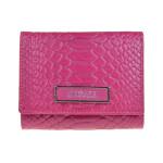 Dámská kožená peněženka SEGALI 910 19 8184 růžová