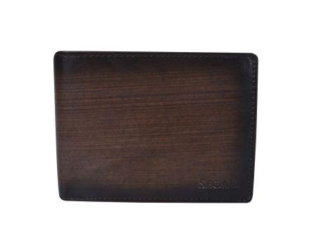 Pánská kožená peněženka SEGALI 929 204 030 hnědá