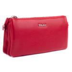 Dámská kabelka kožená SEGALI 8003 červená