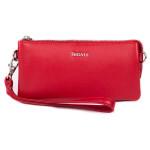 Dámská kožená kabelka SEGALI 8003 červená