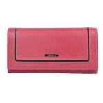Dámská kožená peněženka SEGALI 7075 carmine