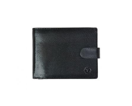 Pánská kožená peněženka SEGALI 103AL černá