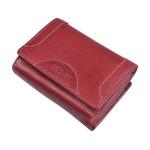 Dámská kožená peněženka SEGALI 7196 B portwine