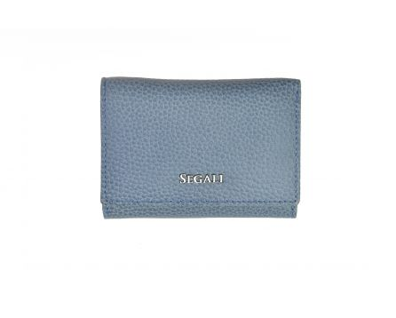 Dámská kožená peněženka SEGALI 7106 B celestial