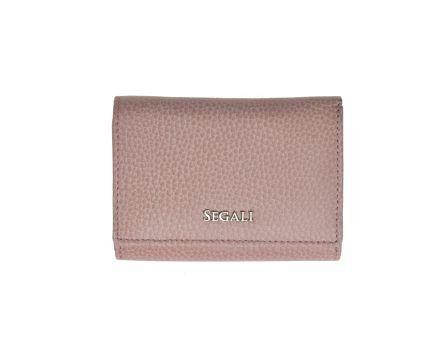 Dámská kožená peněženka SEGALI 7106 B baby pink