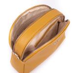 Dámská kabelka kožená SEGALI 12 mostaza