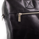 Pánská kožená taška SEGALI 7015 černá